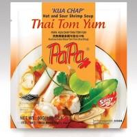 Kuacap Kuachap Papa Thailand Tom Yum Noodle / Kua Chap Kwetiau Mie