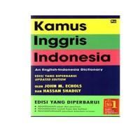 KAMUS INGGRIS - INDONESIA (SC)