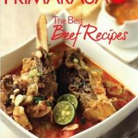 SERI MASAK PRIMARASA EDISI KHUSUS THE BEST BEEF RECIPES