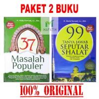 Buku 37 Masalah Populer 99 Tanya Jawab Seputar Shalat Ust. Abdul Somad