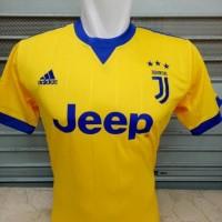 Jersey Baju Juve Juventus Away 17 18 Grade Ori Futsal Setelan Atasan