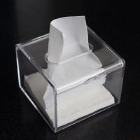 Kotak Tempat Tisu Akrilik Kecil Mini Freya