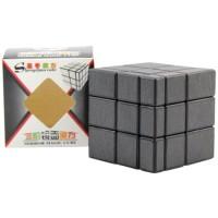 Rubik Mirror 3x3 ShengShou Mirror Cube Dark Grey