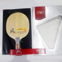 Penhold Kayu Bet Tenis Meja DHS SR-B Blade Pingpong SRB