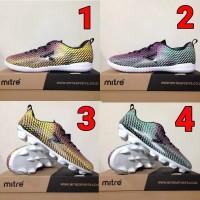 OBRAL DISKON Sepatu Futsal Sepatu Bola Mitre Motion IN FG Original