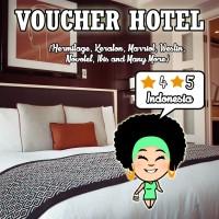 Voucher Hotel Hermitage, Keraton, Marriot, Westin, Novotel, Ibis