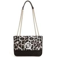 Tas Guess Leopard / Guess Leopart / GUESS Gioia Convertible SG698921