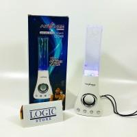 Speaker Advance WDS-11 Air Mancur + Lampu LED