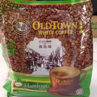 Kopi Old Town White Coffee Hazelnut Isi 15 Kopi Oldtown Hazelnut