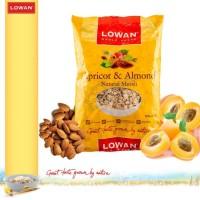 Lowan Apricot & Almond Muesli 500 Gram | Sereal Sarapan Oat