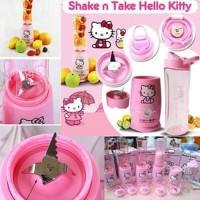 PERALATAN RUMAH SHAKE KITTY 2 cup shake n take gen 4 Asli