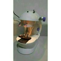 PERALATAN RUMAH Mesin Jahit mini Portable mini sewing machine GT202 F