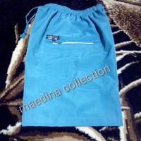 Celana pendek celana kolor bahan besway