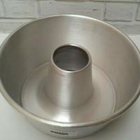 TEBAL 1 mm | Loyang cetakan kue tulban pulde bolu cake press 18 cm