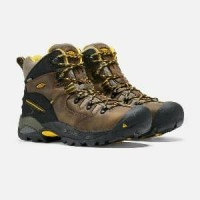 SEPATU HIKING OUTDOOR KEEN HIKING PITTSBURG SAFETY MENs Limited
