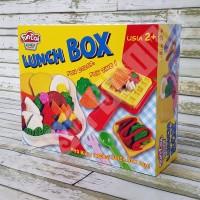 Fun Doh Lunch Box - Lilin Mainan Anak FunDoh / PlayDoh / Play Doh