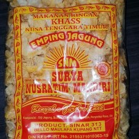 emping jagung merk SNM rasa gurih