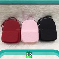 Tas Selempang Miniso Jelly Cube Sling Bag