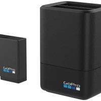 Go Pro Dual Battery Charger + Battery