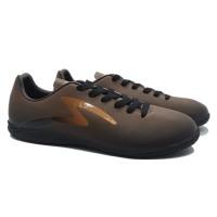 Sepatu Futsal Specs Eclipse IN - Black Forest/Bitter Brown