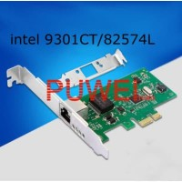 Intel EXPI9301CT PCI-E 82574L 82574 H50336 NETWORK ADAPTER FB32