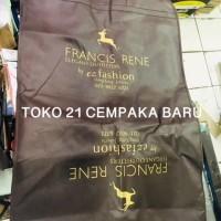 Sarung Cover Pakaian 1 PCS | Cloth Dust Cover Penutup Baju Jas Dress