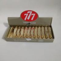 gunting kuku 777 kecil rata korea asli original jual satuan