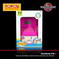 Mainan Anak Celengan ATM Money Bank 6307 Ponnyville Murah