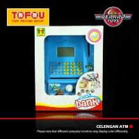Mainan Anak Celengan ATM Money Bank 6305 Robocar Poli Murah