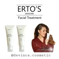 Ertos Facial Treatment Erto's Pembersih Wajah