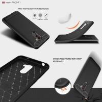 Armor Carbon TPU Case Xiaomi Pocophone F1