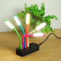 LAMPU USB FLEXIBEL / LAMPU SIKAT GIGI / LAMPU BACA