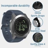 Jam Tangan Sport Adventure Smartwatch Zeblaze Vibe 3 BATERAI AWET