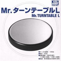 Mr Turn Table L - Gundam Model Kit Display