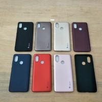 Soft Case Violet - Xiaomi Mi 8 / Xiaomi Mi 8 Explorer