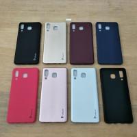 Soft Case Violet - Samsung Galaxy A8 Star (G885) / A9 Star