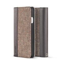Anker Flip Case Tough Shell Elite iPhone 7 / iPhone 8 - Brown