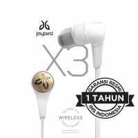 Jaybird X3 Bluetooth Headset - Sparta White
