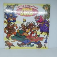 Buku anak Cerita permainan jurus goku Yoshi ueno miyoshi akasaka