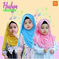 Jilbab bayi anak/Pastan Hilzea size XS dan S (1-5 tahun)