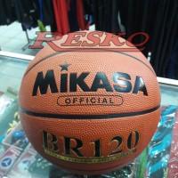 BOLA BASKET MIKASA BR120 - VERSI ORIGINAL KUAT BERKUALITAS