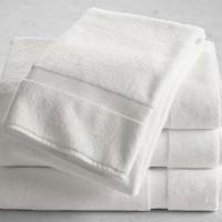 Handuk Mandi Putih White hotel merk Mutia