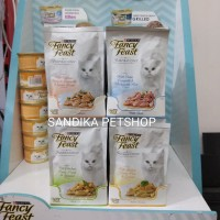 Makanan Kucing FANCY FEAST INSPIRATIONS POUCH 70 GRAM ALL VARIANS
