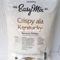 Tepung Premix Kentucky 1 KG SRIBOGA EASYMIX