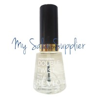 Revlon Double Twist Instant Base & Top Coat Nail Polish 14.7ml