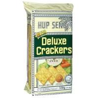 Biskuit Hupseng Cap Ping Pong Rasa Sayur / Hup Seng Cracker Vegetable