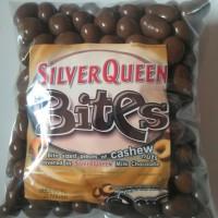 Coklat Silverqueen Bites Cashew (mete) Kiloan 1 Kg