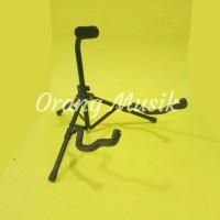 Stand Gitar Lipat PN - Include Softcase - Stand Akustik Elektrik Bass