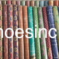 Jual Permeter Karpet Plastik Untuk Alas Lantai dan Meja, Beragam Motif
