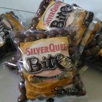 Coklat Silverqueen Bites Cashew Kiloan 500gr